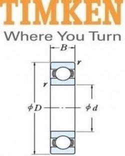 6201-Z Timken