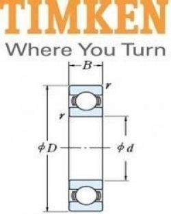 6307-C3 Timken