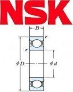 6307C3 NSK