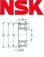 60/32NRC3 NSK